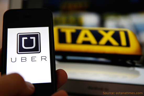 Uber - Taxi